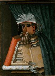 Giuseppe Acrimboldo Librarian