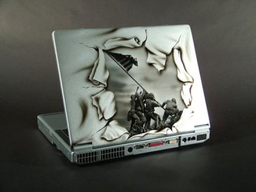 Personalized laptop