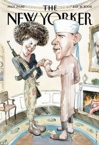 Satire or New Yorker inbreeding?  You Decide